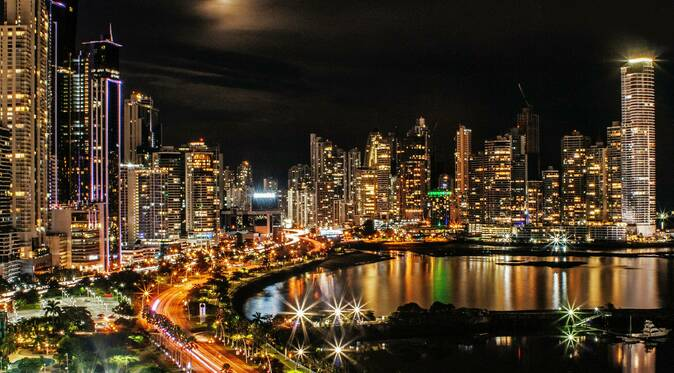 © panama city - unsplash