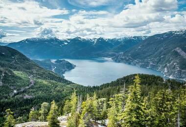 Ouest Canadien : De Calgary à Vancouver, voyage Amérique du Nord