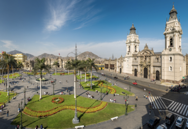Lima et Arequipa