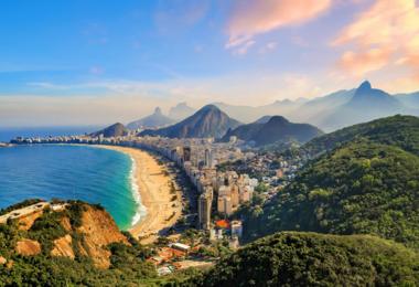 Rio et la Côte Verte